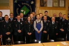 Brandschützer freuen sich über 13 neue freiwillige Feuerwehrleute