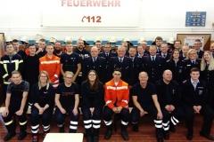 Truppmann bestanden: 15 frischgebackene Feuerwehrleute