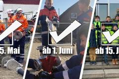 Ende der Aussperrung für Sassenburger Feuerwehren naht
